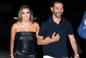 Eva Longoria Is Pregnant! Actress Expecting First Child With Husband Jose Bastón