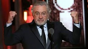 Robert De Niro swears at Donald Trump at Tony Awards 2018