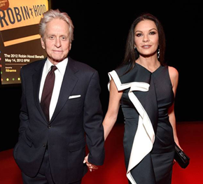 Catherine Zeta-Jones Reveals How She Handled the Michael Douglas Sexual Misconduct Allegations
