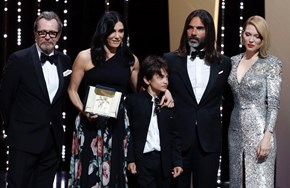A Lebanese Film Director Just Made History at Cannes, but Don't Assume It's For This Reason