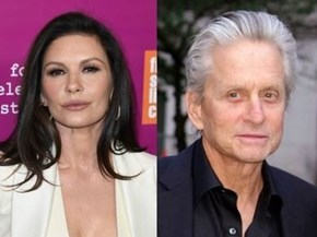 Catherine Zeta Jones' endearing anniversary wish for husband Michael Douglas