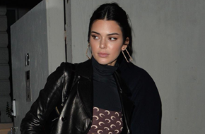 Kendall Jenner too nervous to meet Brad Pitt